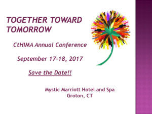 Together Toward Tomorrow - Save the Date - 2017